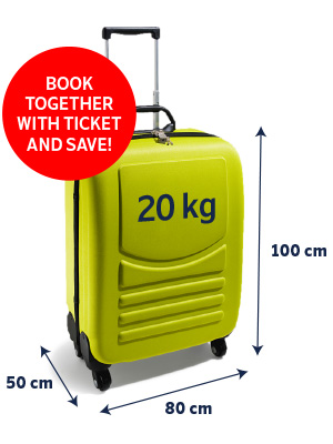 checked baggage dimensions