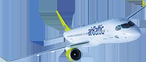 Resultado de imagen para air Baltic CS300 png