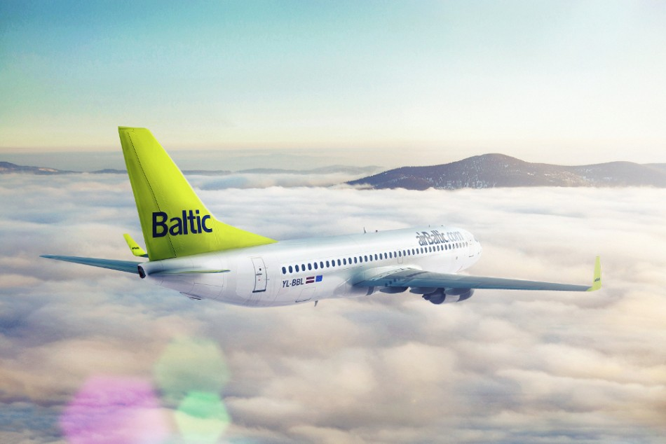 Our Aircraft In Photos Airbaltic