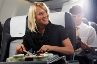 airBaltic aircraft cabin