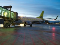 airBaltic lennujaamas