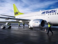 airBaltic Boeing